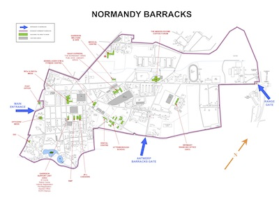 Normandy Barracks